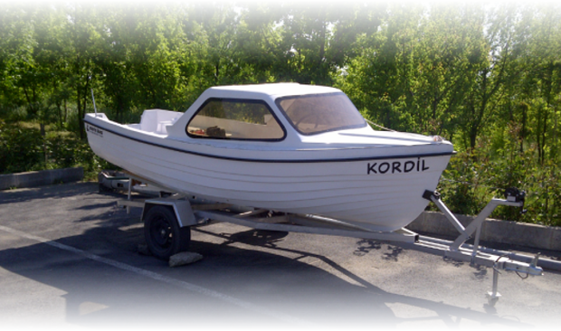 Kordil Transportable Survey Boat